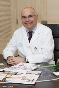 Josep Tabernero Cap de Servei d'Oncologia Mèdica Hospital Universitari de la Vall d'Hebron Institut d'Oncologia Vall d'Hebron (VHIO) Barcelona